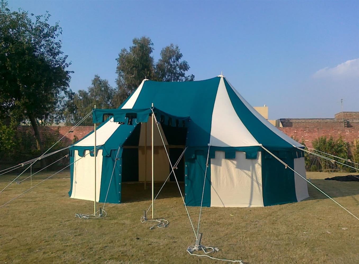 Stilgerechte Zelte für das nächste LARP!