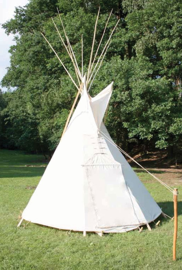 Tolle Tipis in originalgetreuer Optik!