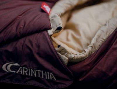 Carinthia-Schlafsäcke jetzt mit Herbstrabatt!