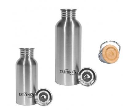 Tatonka Premium Edelstahlflaschen - leicht und hygienisch!