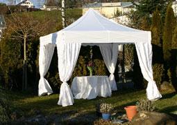 Pavillons für den privaten Gebrauch