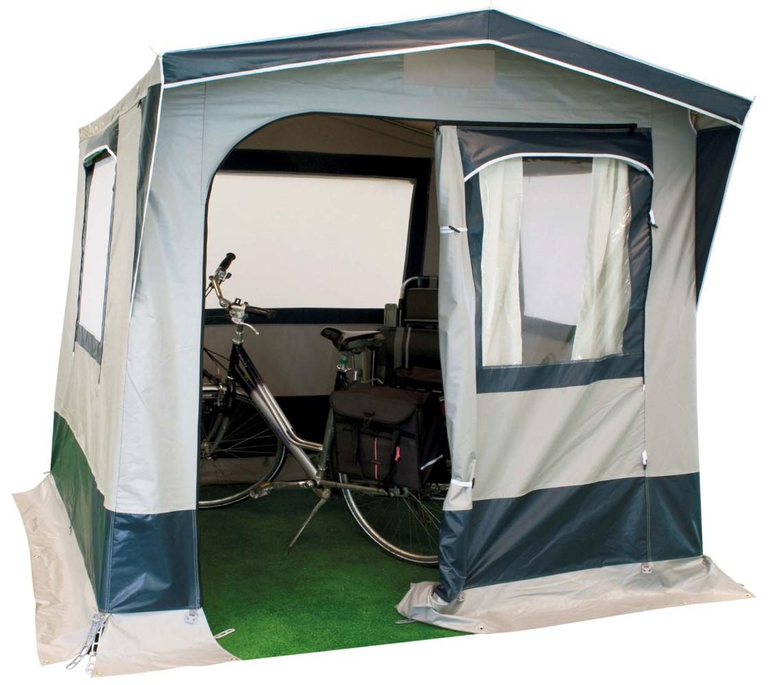 luxus zelt f r campingk che. Black Bedroom Furniture Sets. Home Design Ideas
