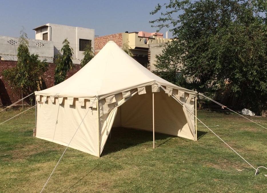 Mittelalter Zelt Gebraucht : Pyramidenzelt mit quot magischer optik